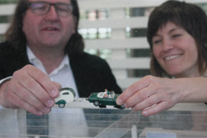 Milla  Ausstellung  Bosch  Sensortec 10 Neu