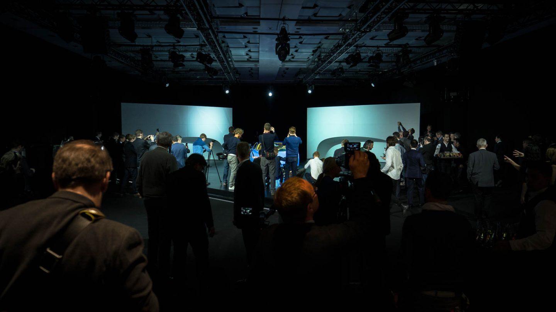 Bugatti  Chiron  Worldpremiere 2016  Milla  Event 06