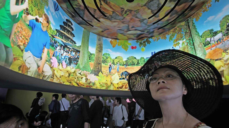 Milla Deutscher Paviilon Expo 2010 09