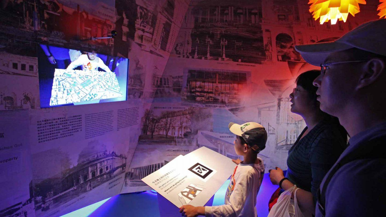 Milla Deutscher Paviilon Expo 2010 11