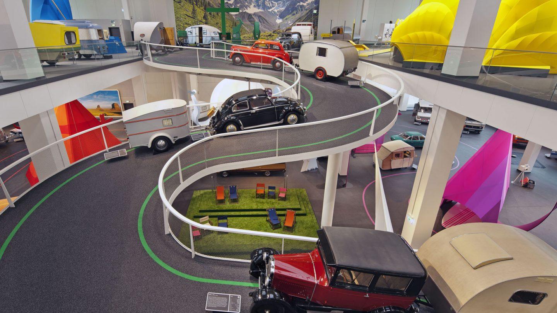 Milla Markenwelt Hymer -Museum 002