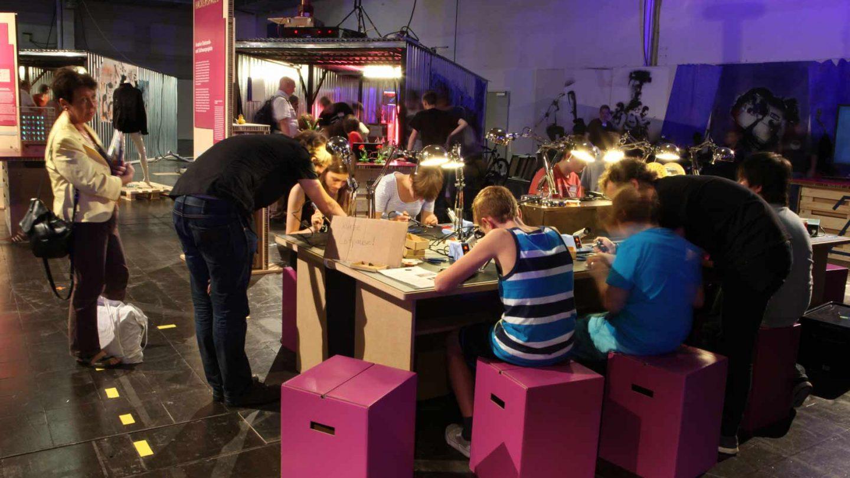 Milla Innovationslabor Ideenfunkencamp 06
