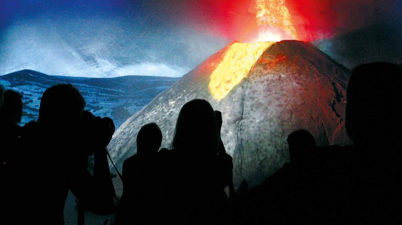 Milla Ausstellung Lava-Dome 04