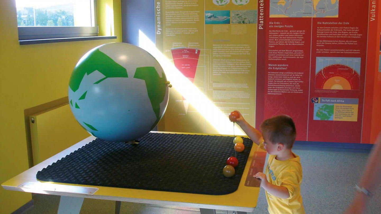 Milla Ausstellung Lava-Dome 06