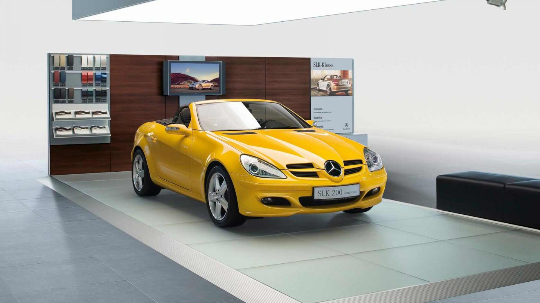 Milla Mercedes Showroom 002