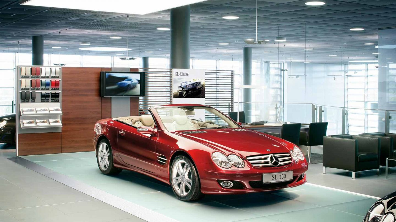 Milla Messeauftritt Mercedes Nutz IAA 04 0007 1
