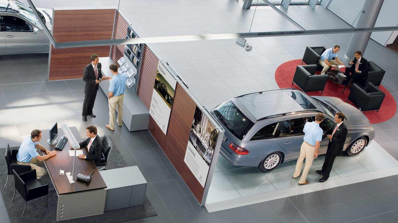 Milla Mercedes Showroom 005