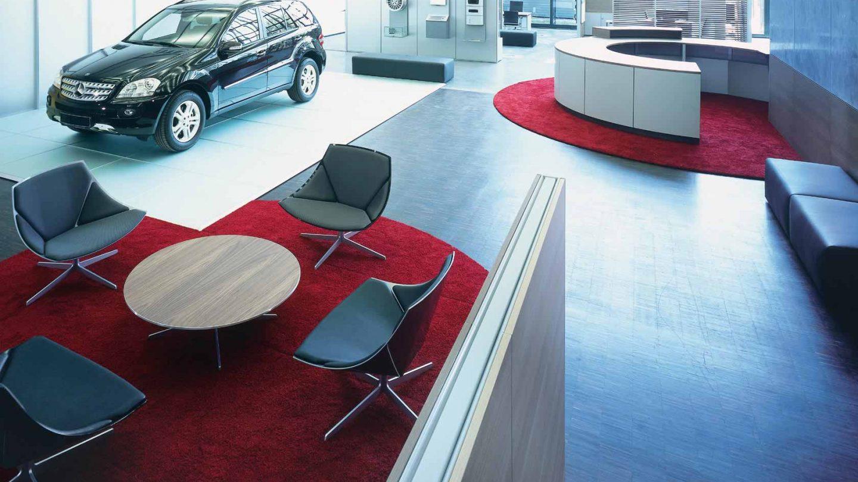 Milla Mercedes Showroom 03