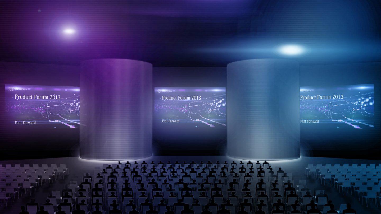 Project Product Forum Milla Partner Mercedes Benz