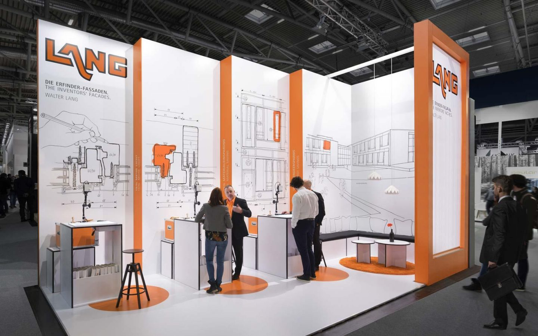project trade fair stand bau milla partner. Black Bedroom Furniture Sets. Home Design Ideas