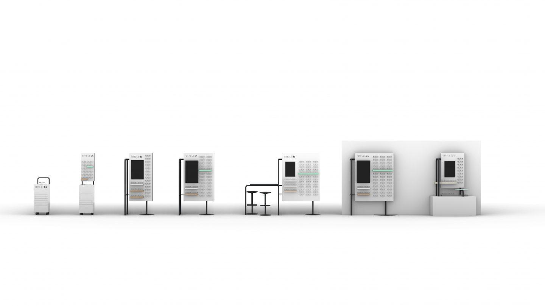 Milla Markenwelt Siemens Foyer 02