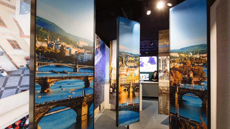 006 Metro Ausstellung Milla