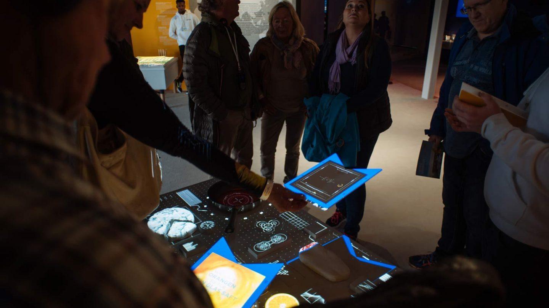 017 Metro Ausstellung Milla