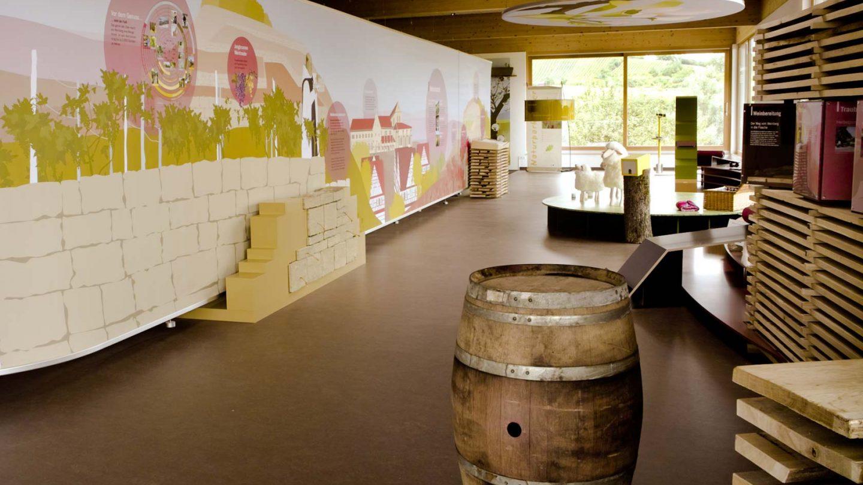 Milla Ausstellung Besucherzentrum Ehmetsklinge 06
