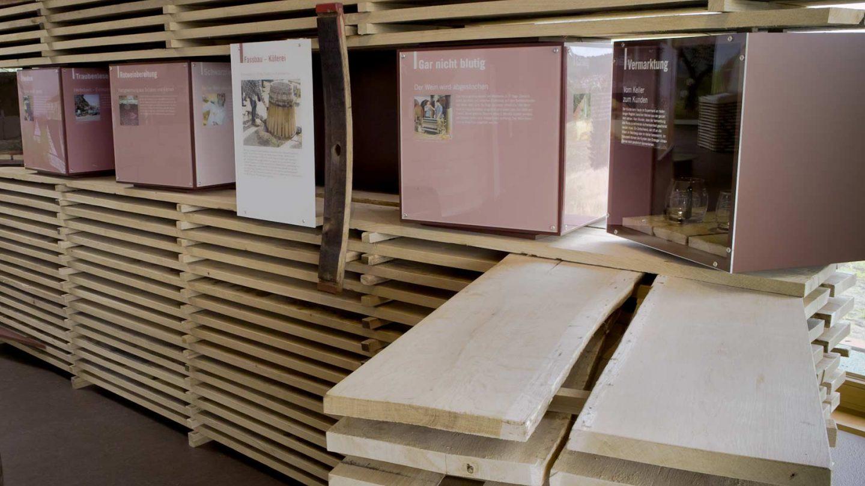 Milla Ausstellung Besucherzentrum Ehmetsklinge 08