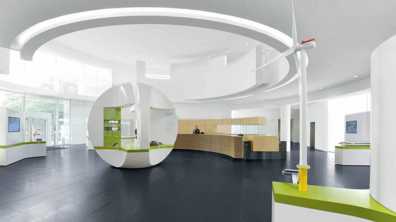 Milla Markenwelt Siemens Foyer 04