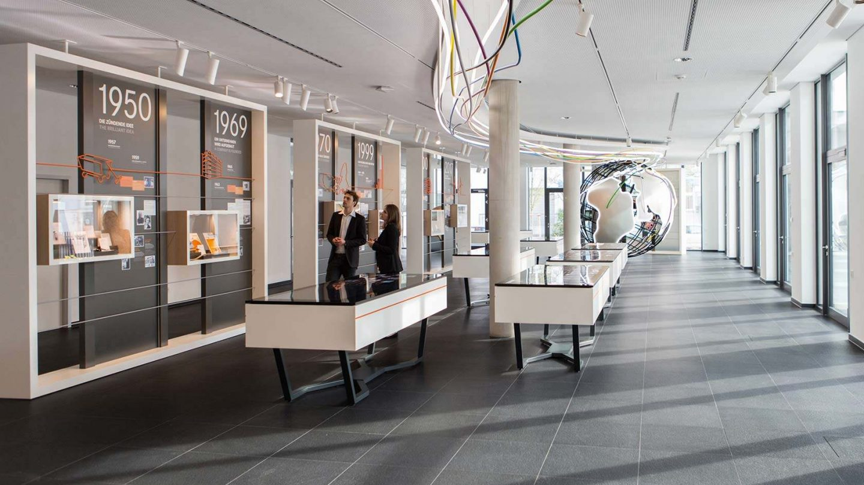 02 Lapp Unternehmensausstellung Milla