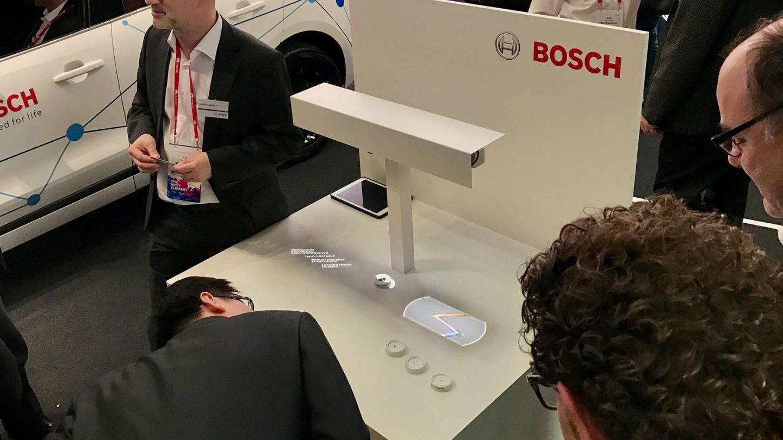 Milla Bosch Mikroscanner Mwc 02
